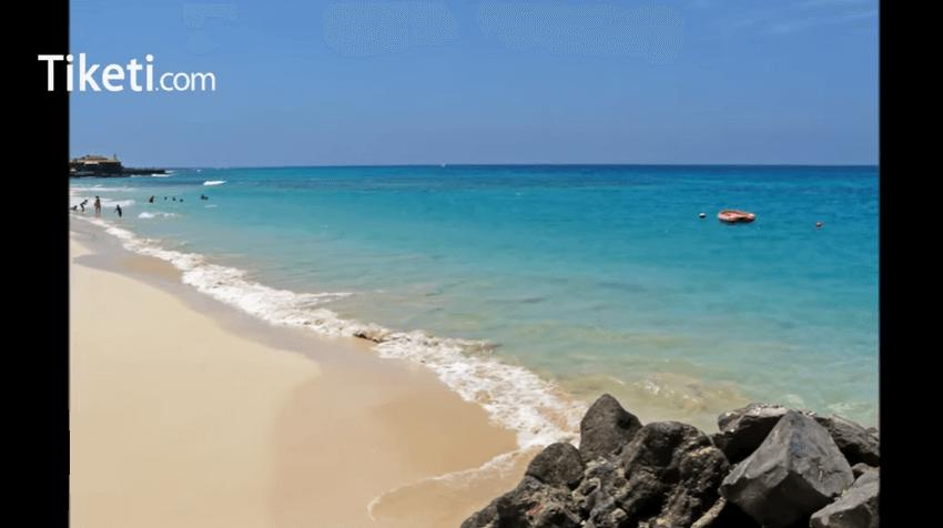 Beach Cape Verde