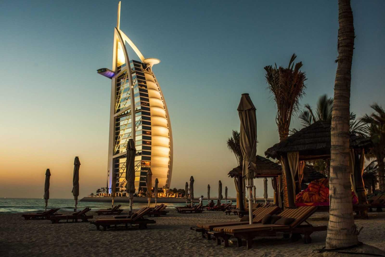 Burj Al Arab - Things to Do in Dubai