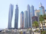 Tourist attractions in Dubai - Dubai Marina