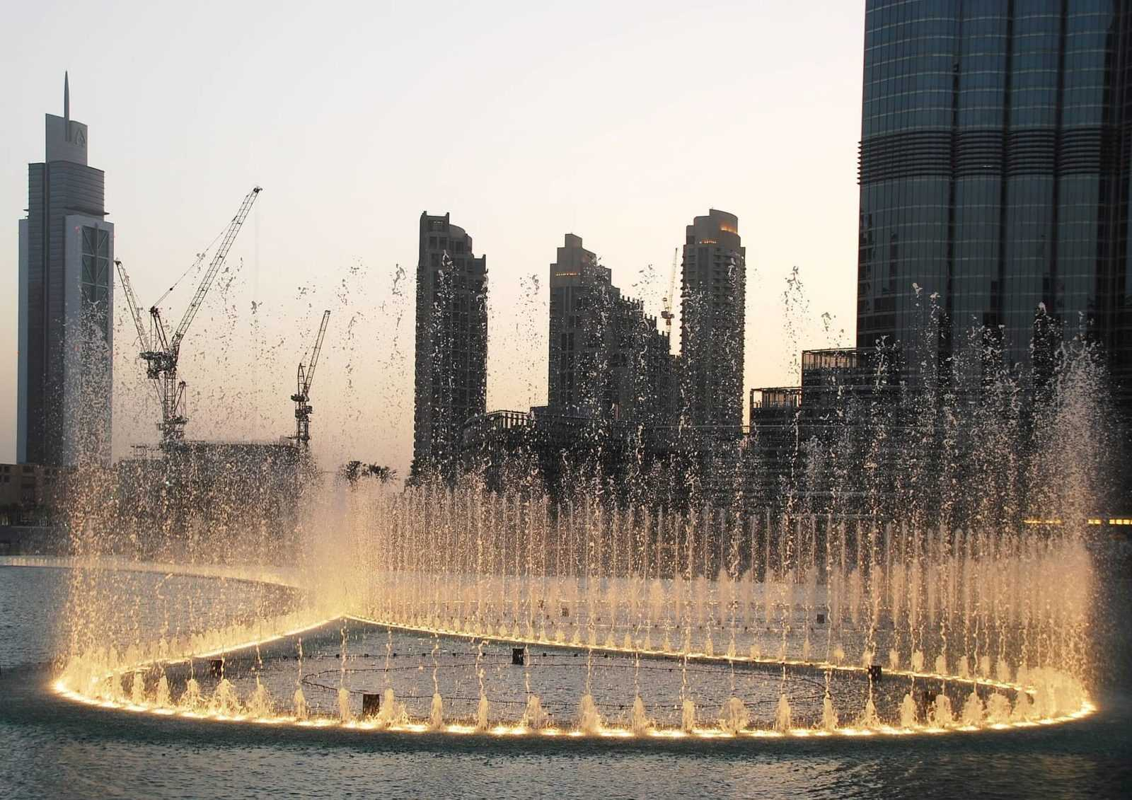 Things to Do in Dubai - Dubai fountains