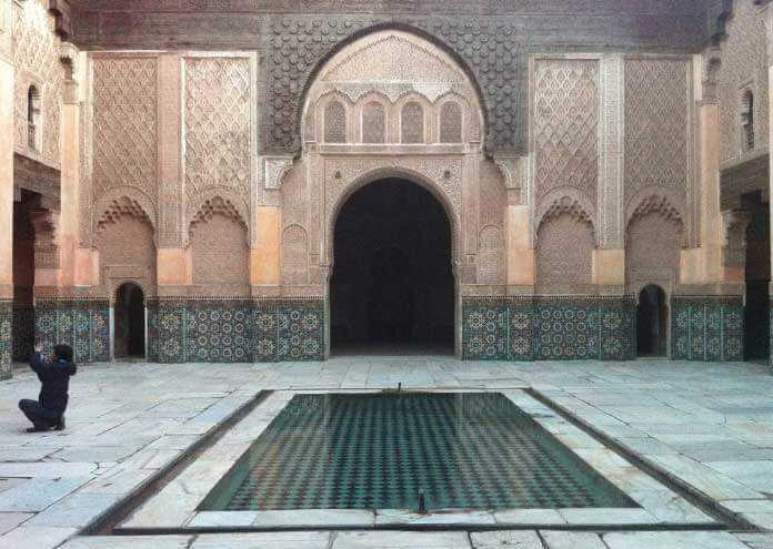 Things to do in Marrakech - Ben Youssef Madrasa