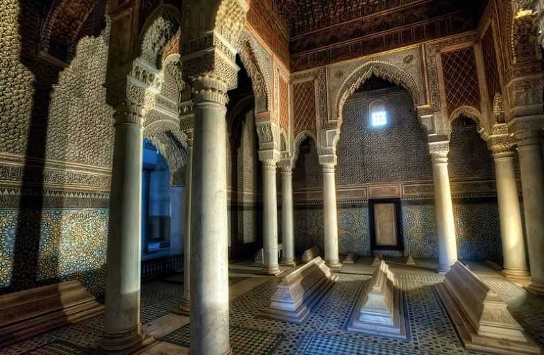 Things to do in Marrakech - Saadian Tombs