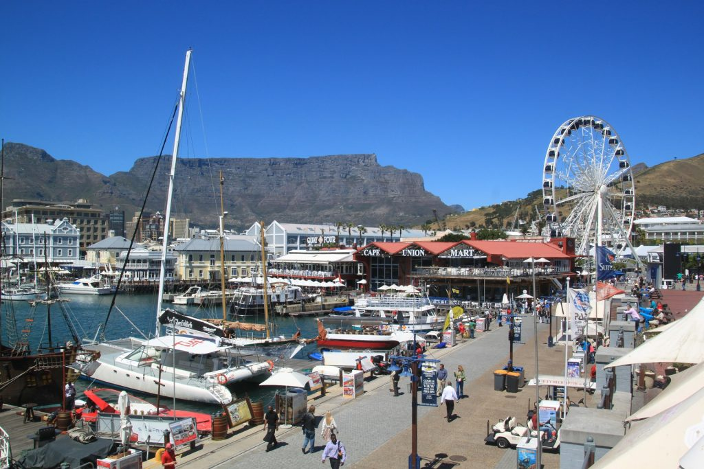Cape Town Waterfront Harbour - City Tours