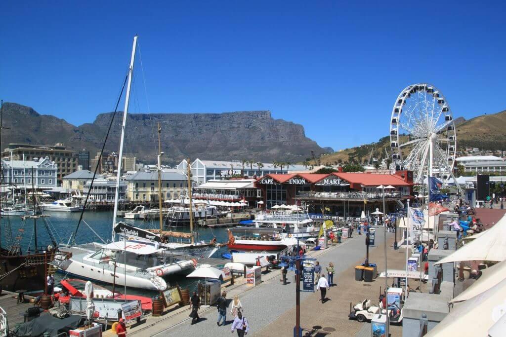 Cape Town Waterfront Harbour - City Tours
