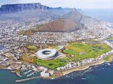 South Africa Holidays Bird View Cape Town