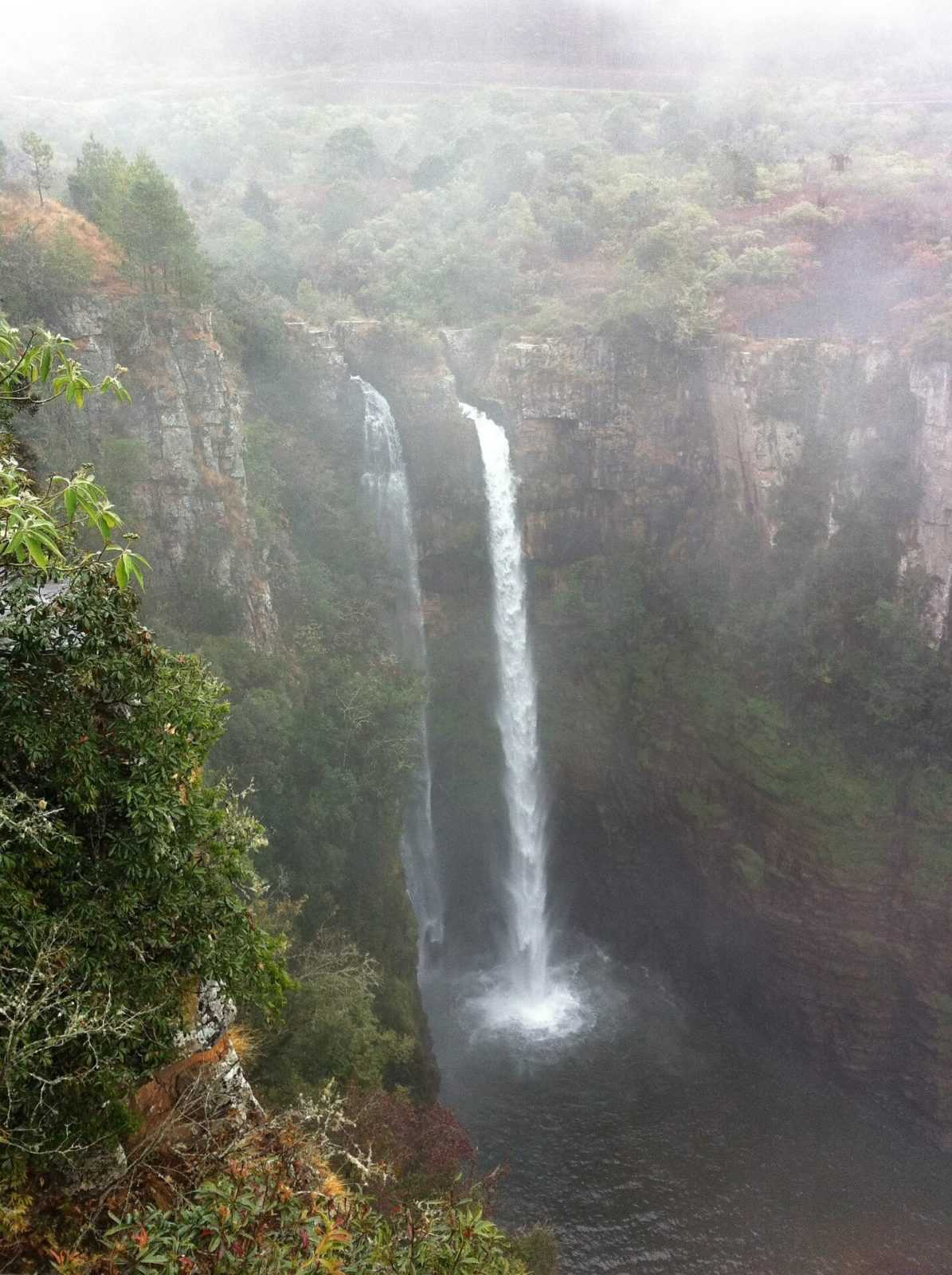 South Africa Holidays Mac Mac Falls