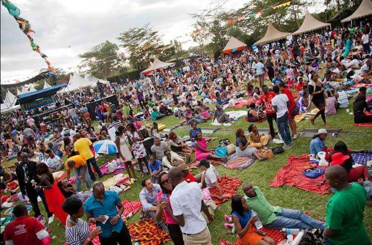 Things To Do in Nairobi - Blankets and Wine