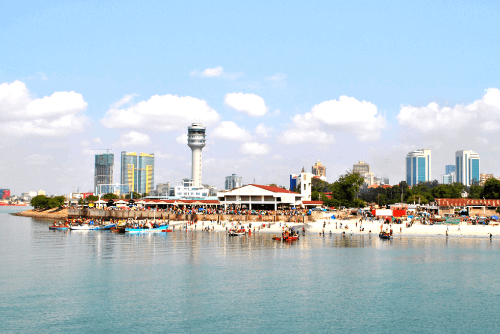 things to do in Dar Es Salaam - Skyline