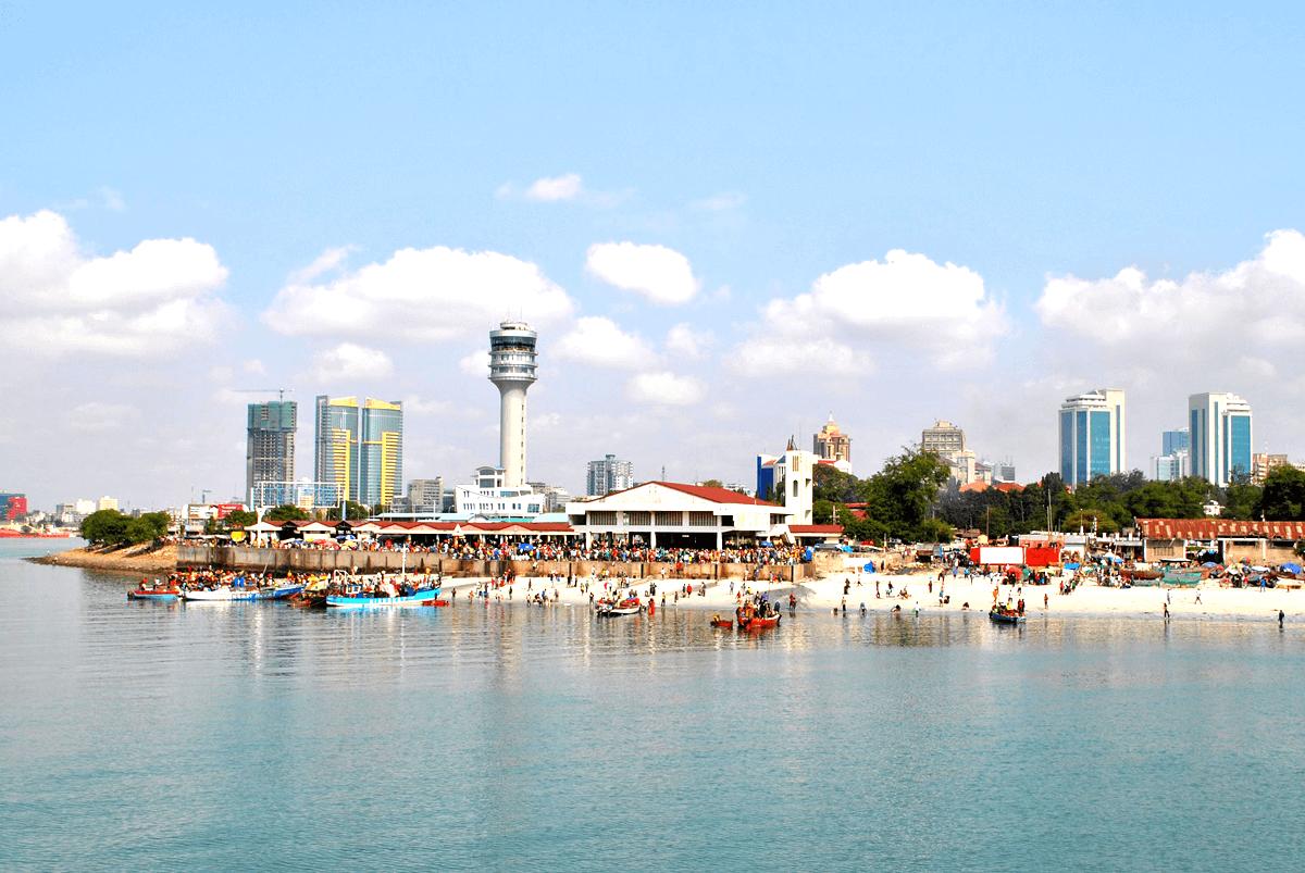 Tanzania Safari Dar_es_salaam_harbour