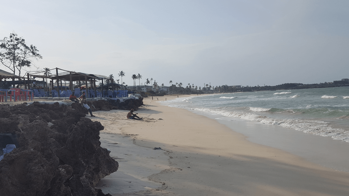 Things to do in Dar es Salaam - Coco beach