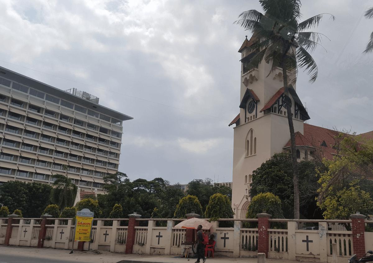Things to do in Dar es Salaam - Azania Lutheran Church
