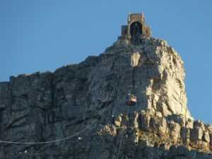 Cape Town Table Mountain_1920