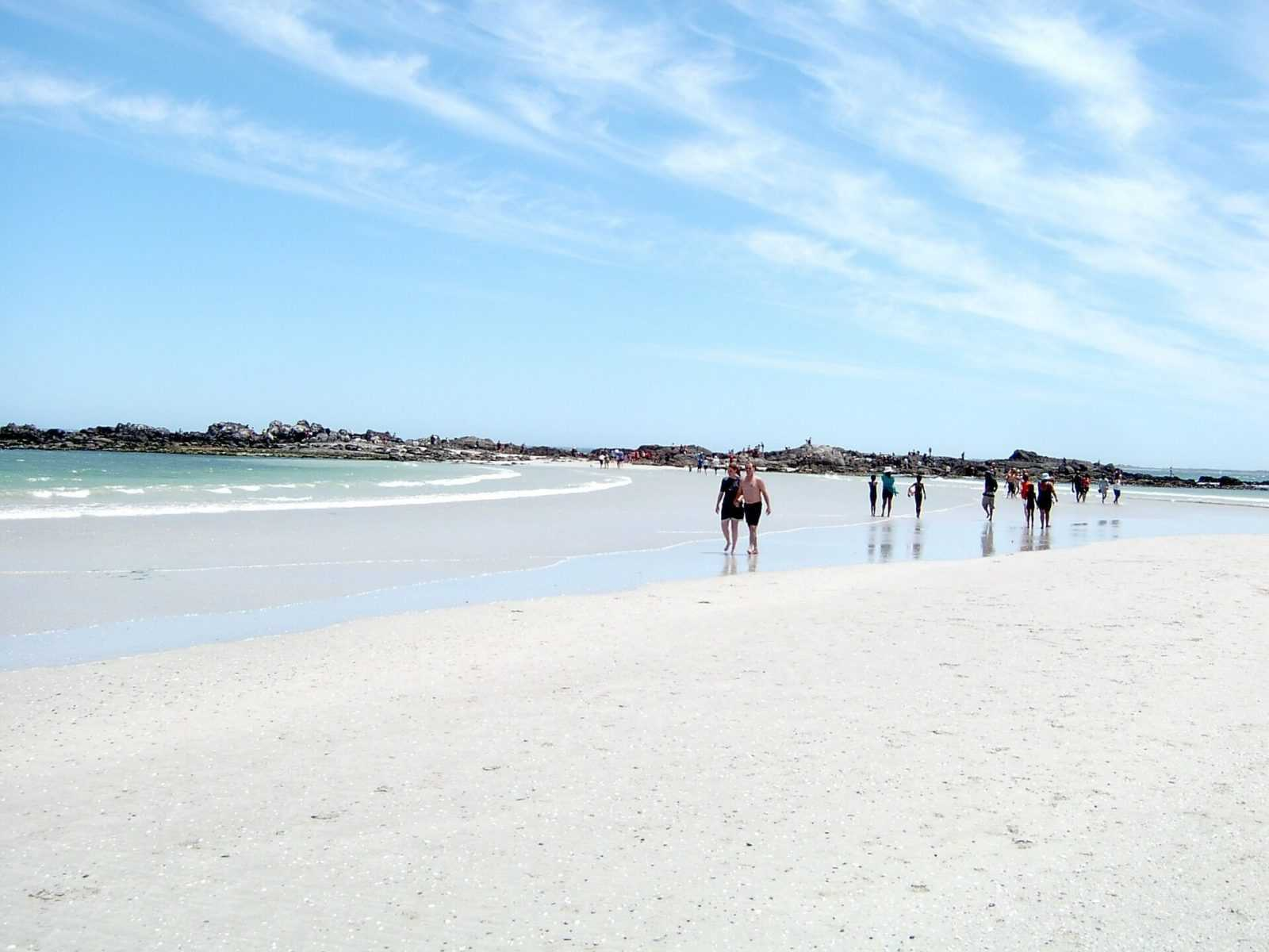 Things to do in Cape Town - beach