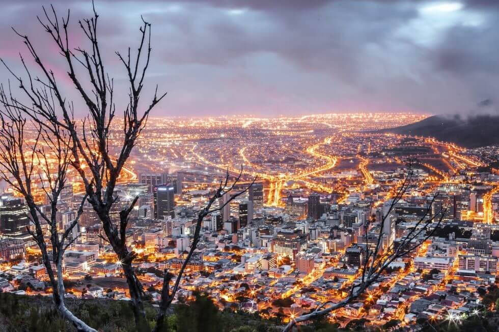 Things to do in Cape Town - skyline