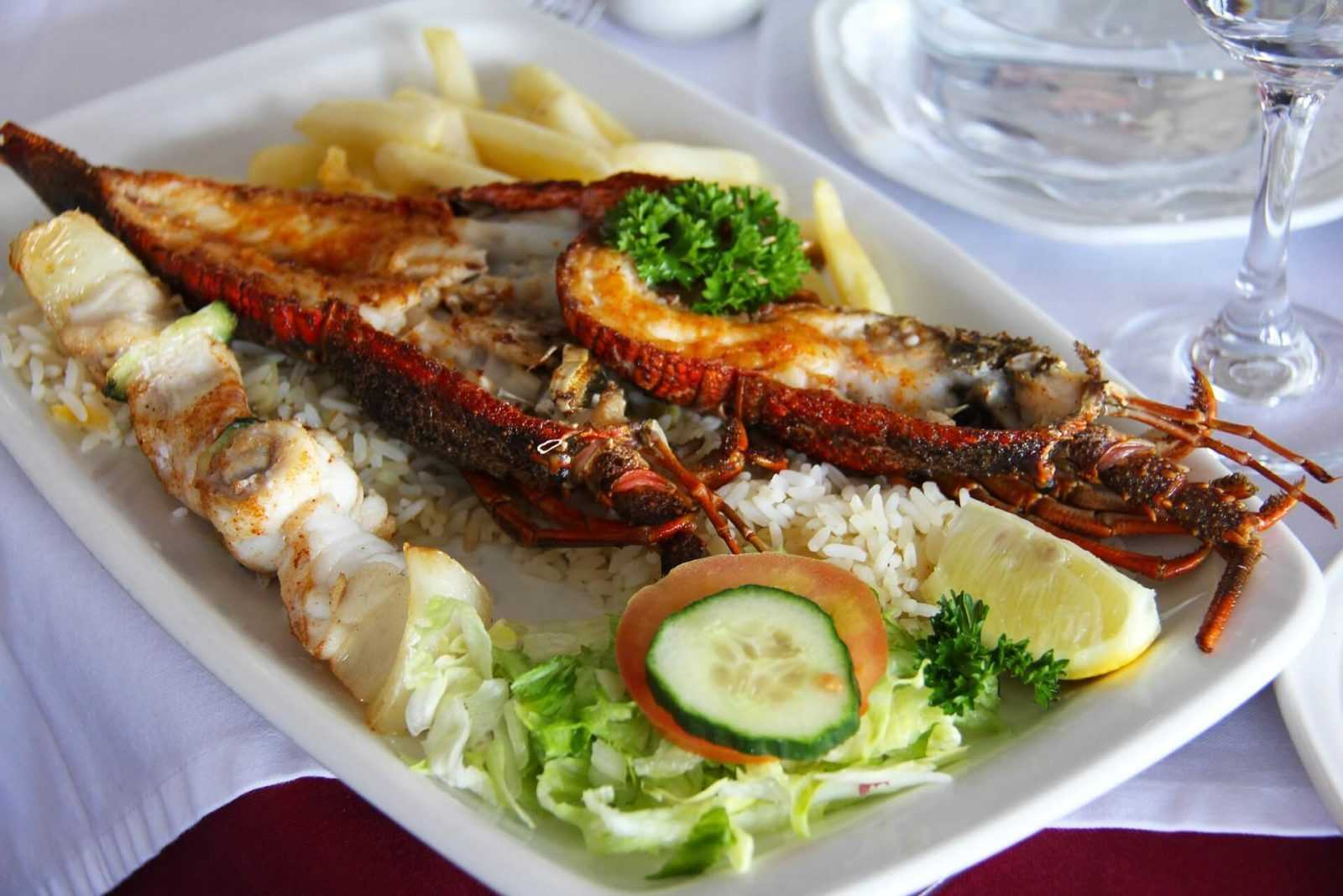 Things to do in Cape Town - seafood