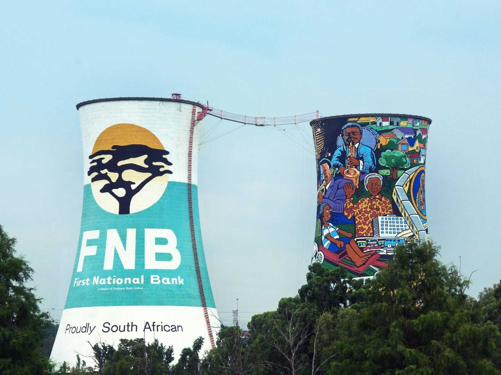 Orlando Towers, South Africa