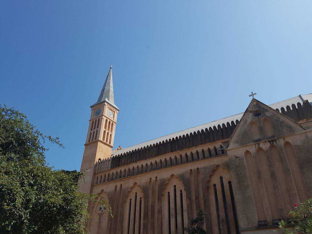 Zanzibar Stone Town - Anglican Cathedral of Christ Church