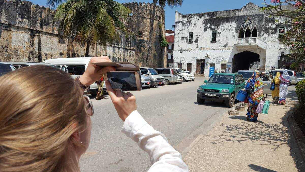 Things to do in Stone Town - Arab Fort