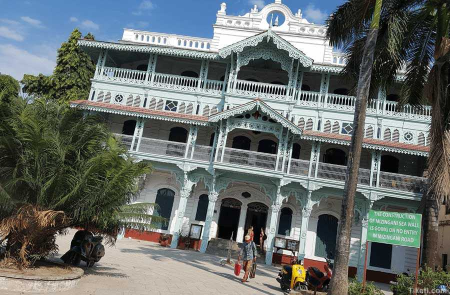 The Old Dispensary - Things to Do in Stone Town