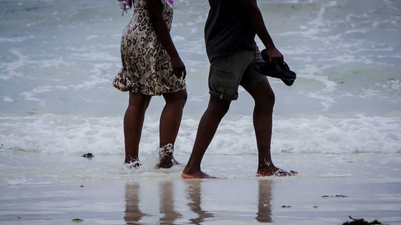 Things to do in Mombasa - beach