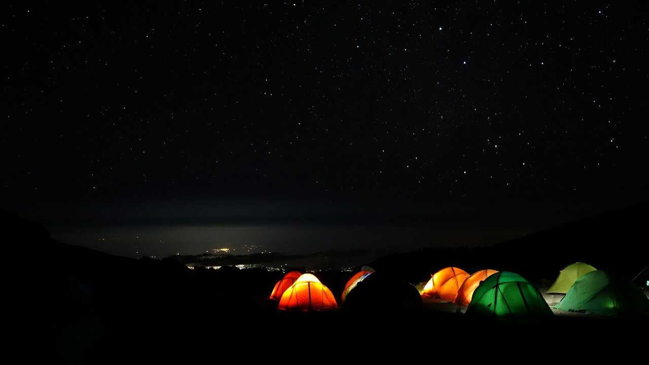 Climbing Kilimanjaro stars