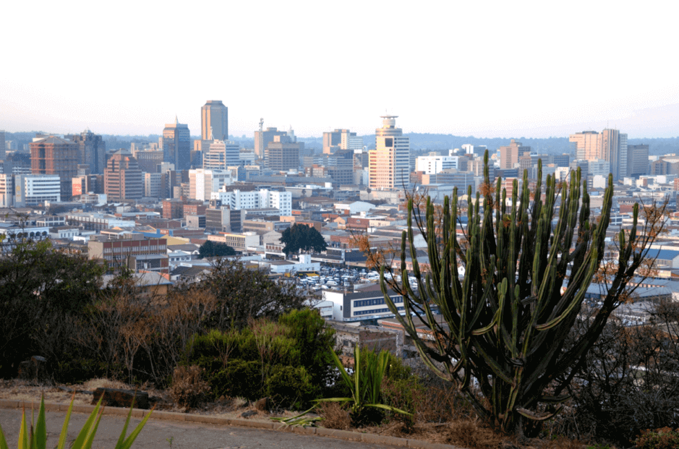 harare city tours