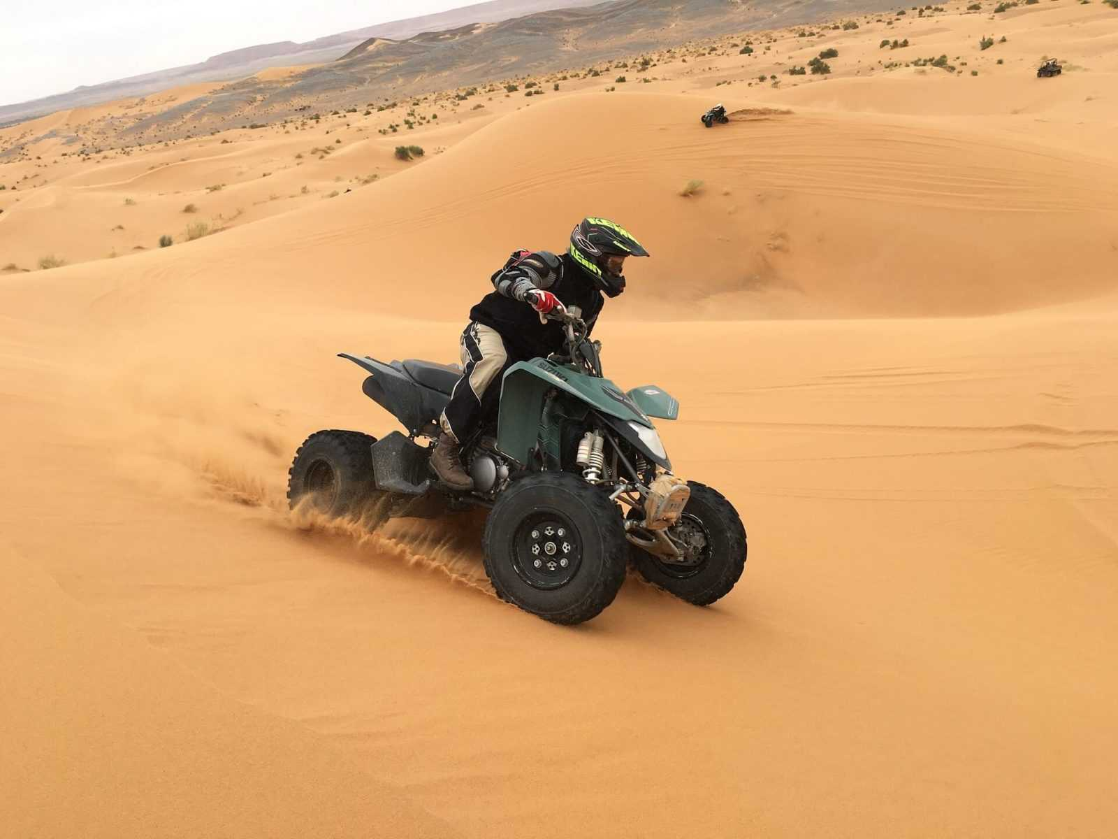 morocco desert tours - quad_biking