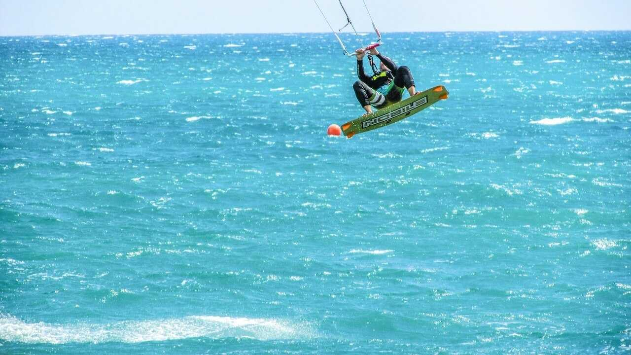 Things to Do in Boa Vista - kite surfing