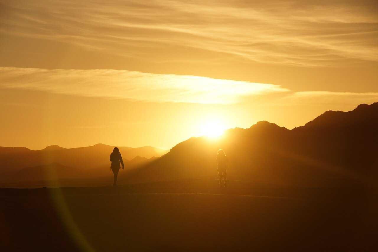 morocco desert tours- sunrise