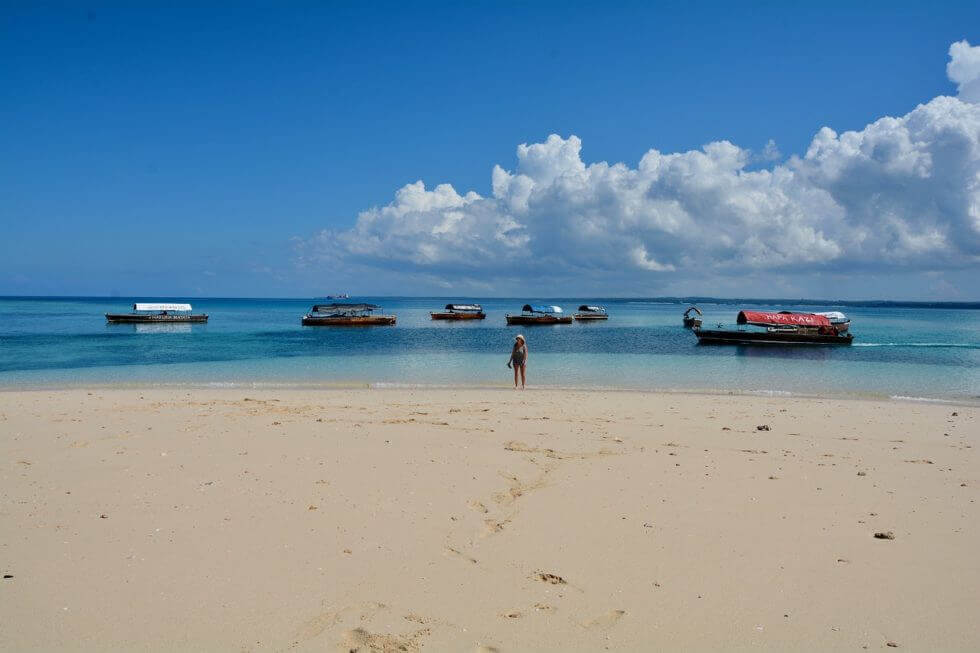 Safari Blue Tour Zanzibar