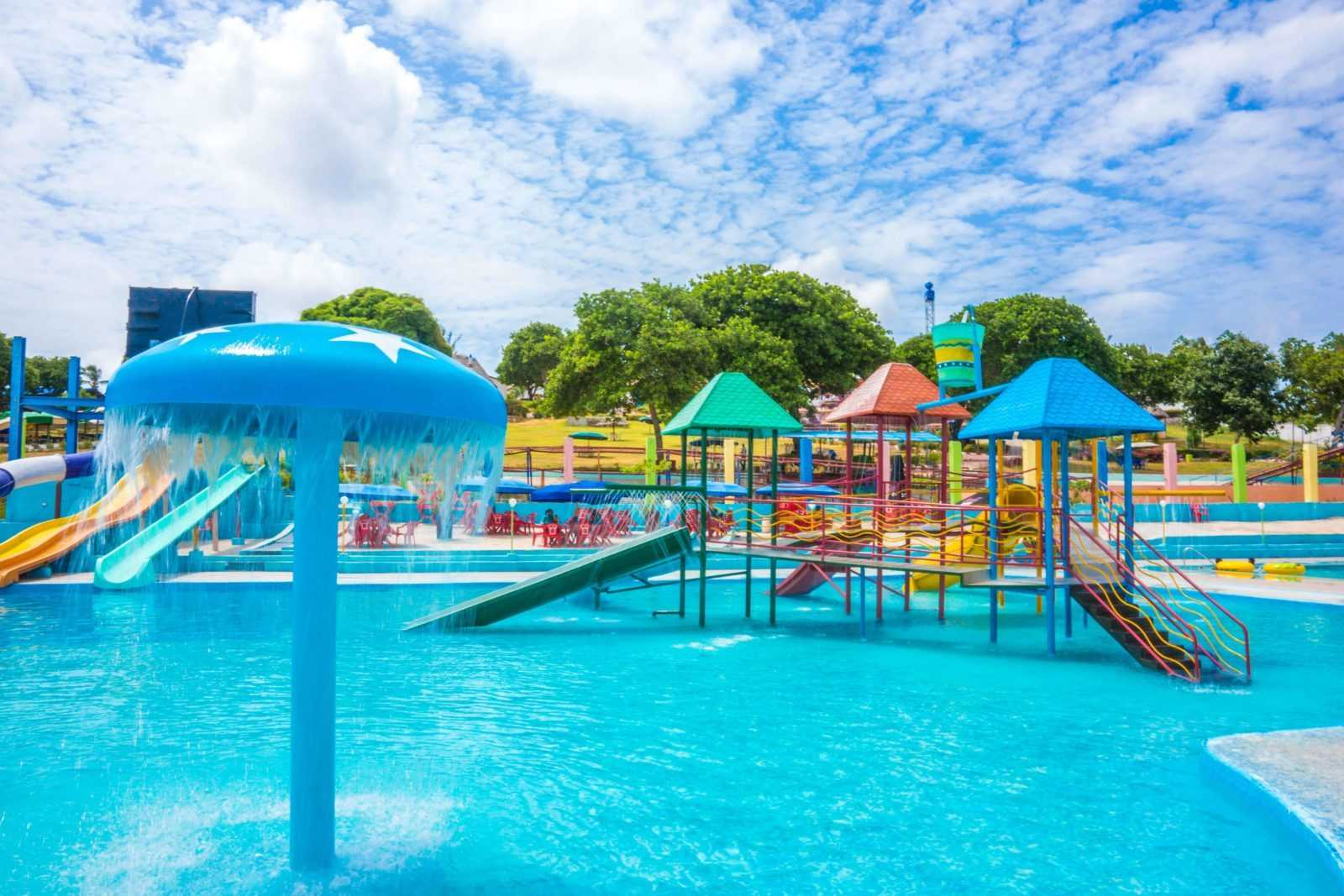 Water parks in Dar еѕ Salaam