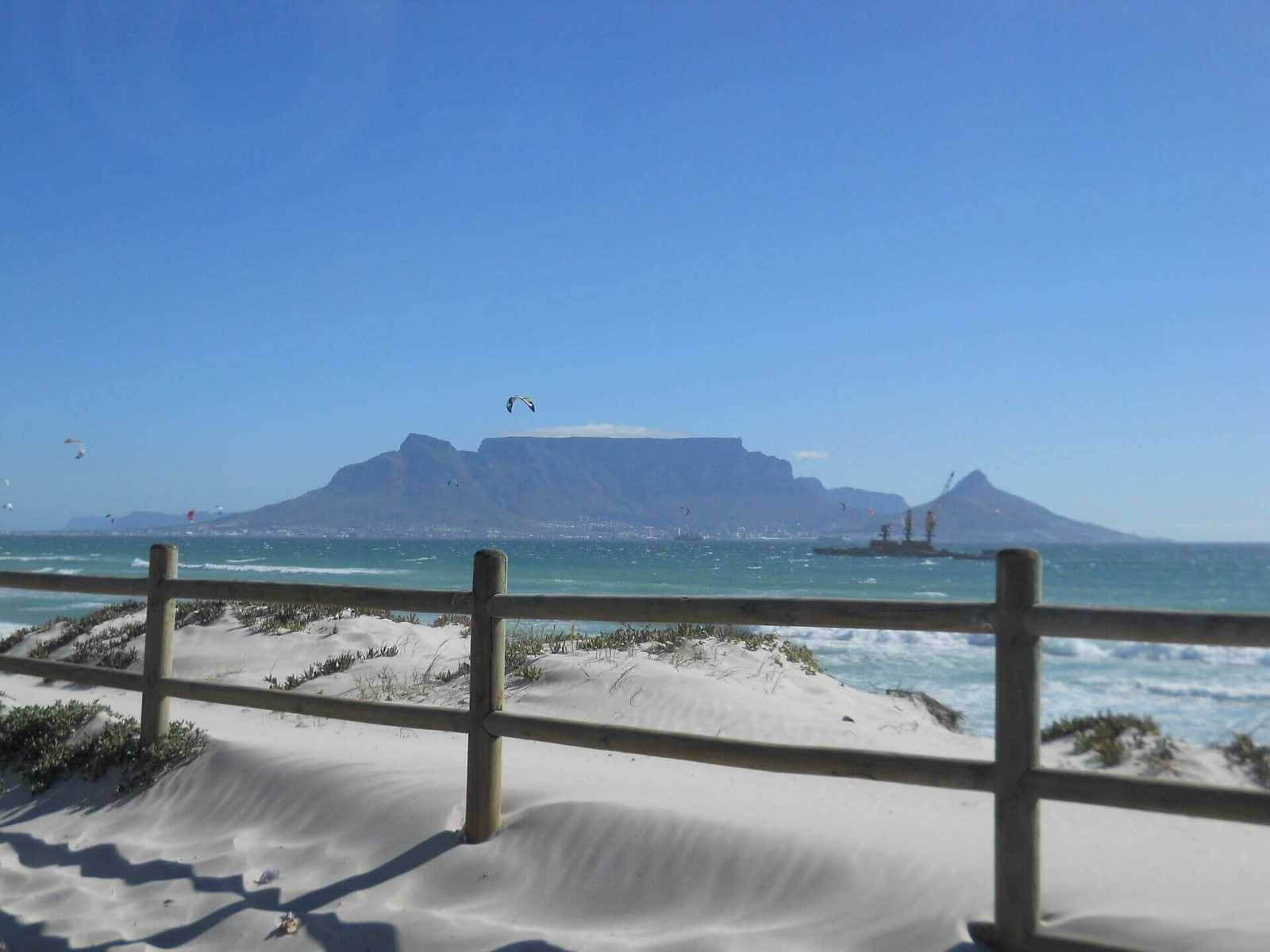 South Africa Vacations Cape Town Table Mountain