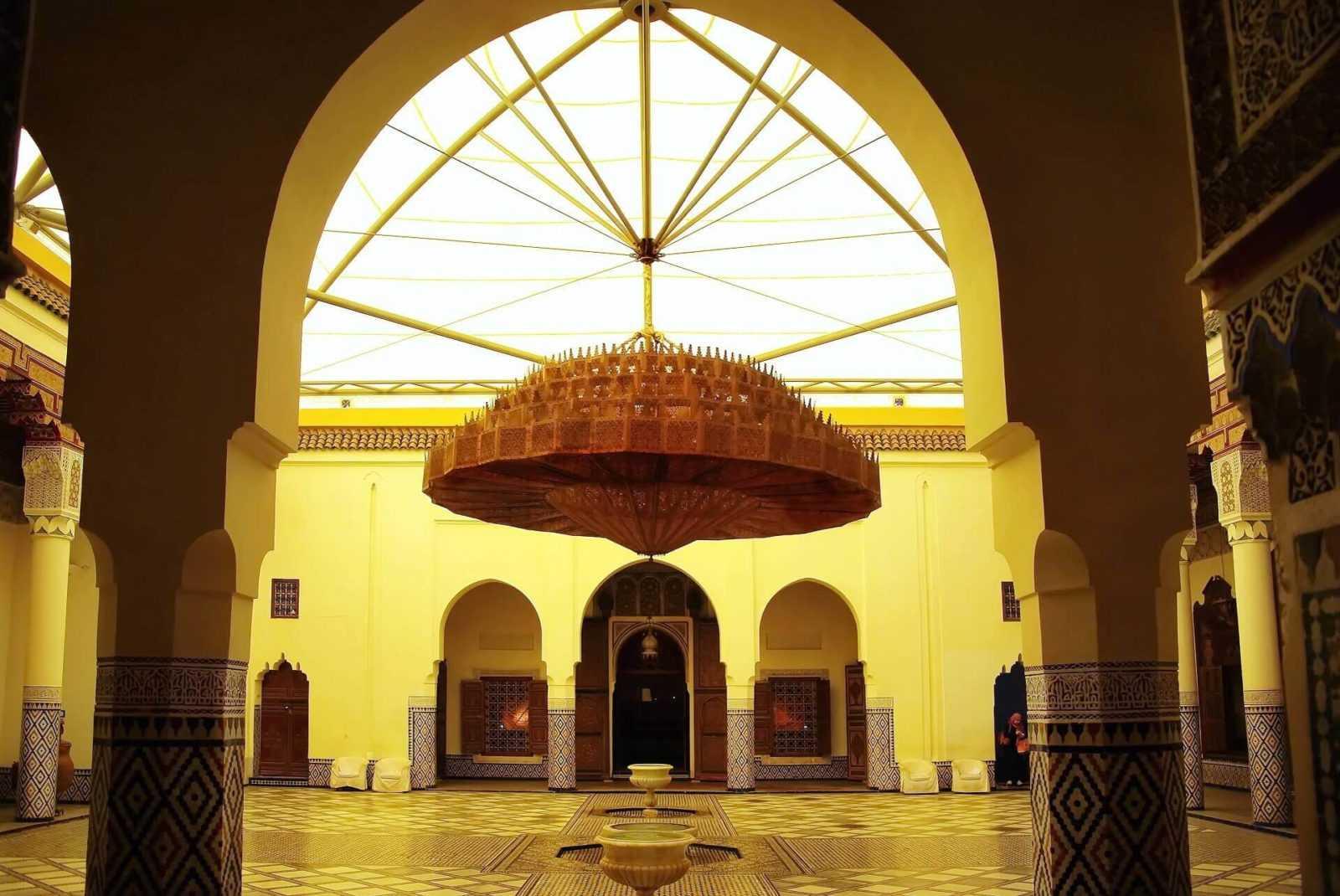 Marrakech holidays palast