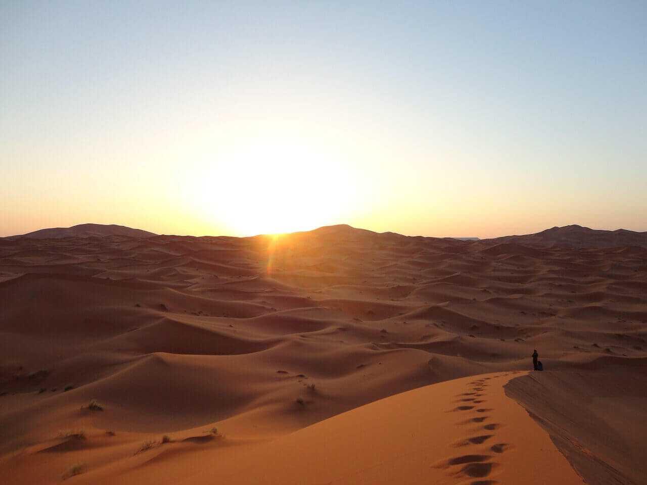 Marrakech holidays deserts tours sand dunes