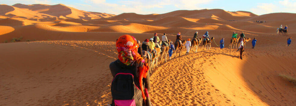 Marrakech Camel Riding Tours Trekking