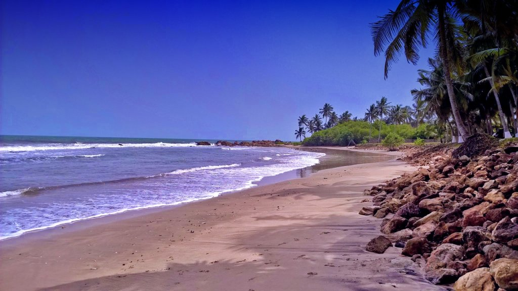 Fete Beach - Top Things to Do in Accra