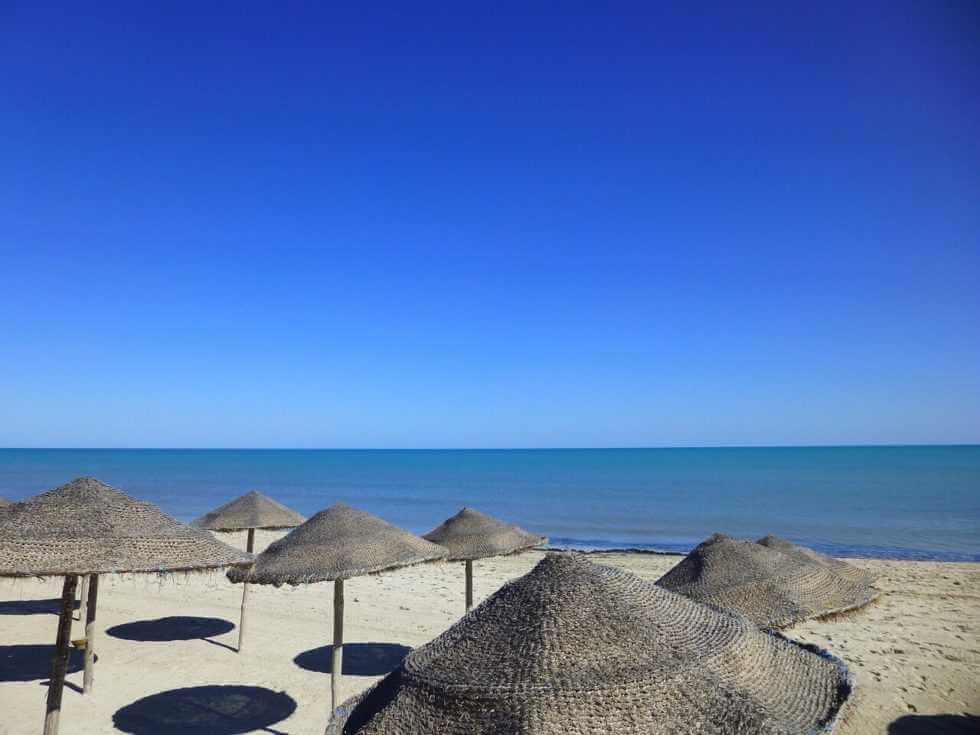 Djerba Holidays Sea