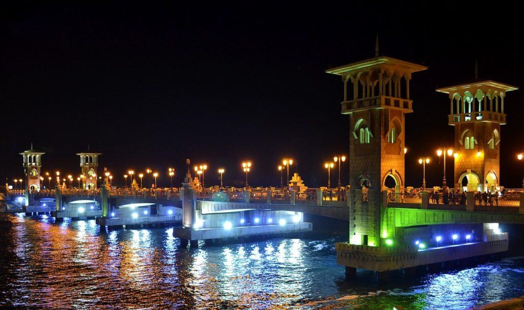 Egypt holidays stanley bridge