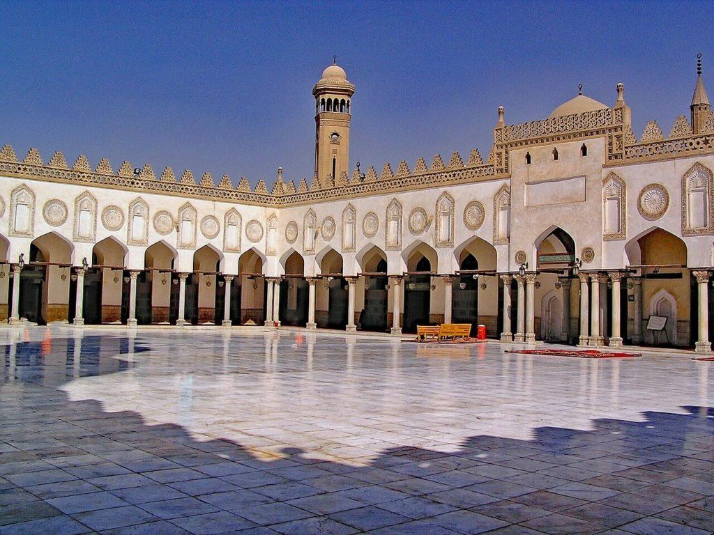Entry Requirements- Al-azhar Mosque