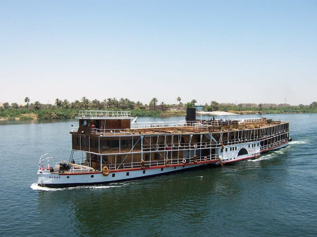 Egypt holidays nile river cruise