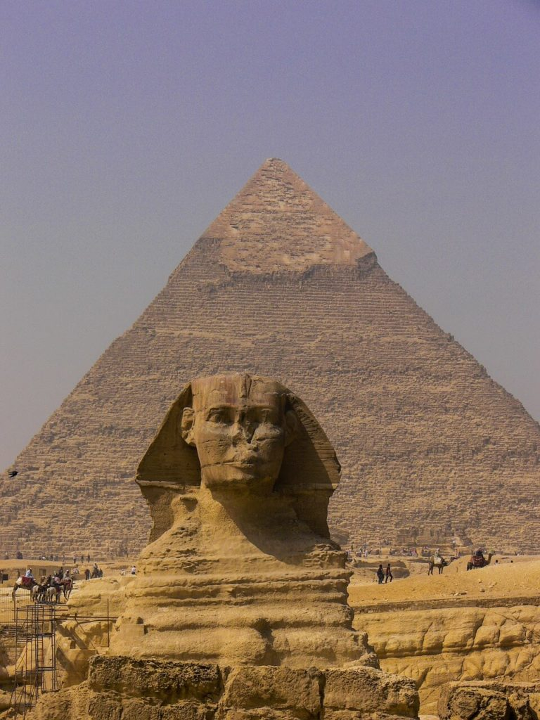 Egypt holidays sphinx