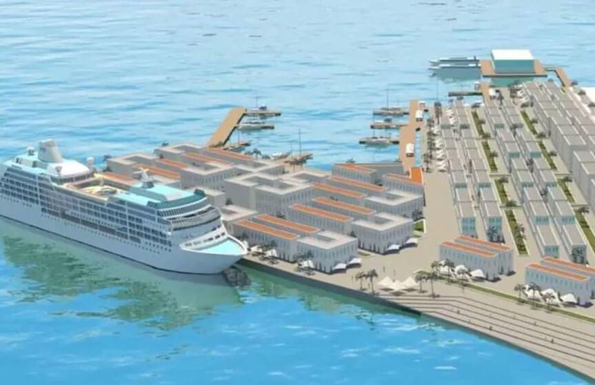 Zanzibar to build new port