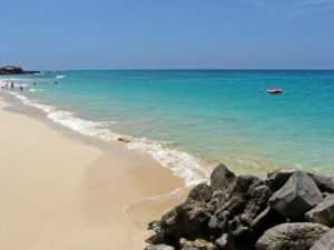 Cape Verde Holidays Sea