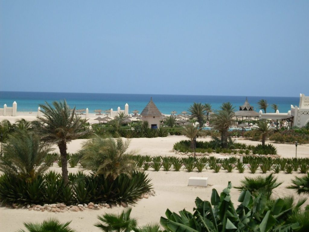 Cape Verde Holidays Sunset Hotel Beach
