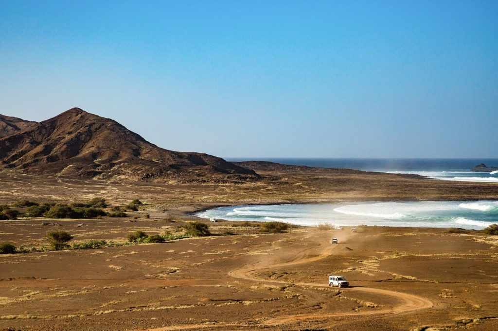 Cape Verde Holidays  Landscape Fogo Volcano