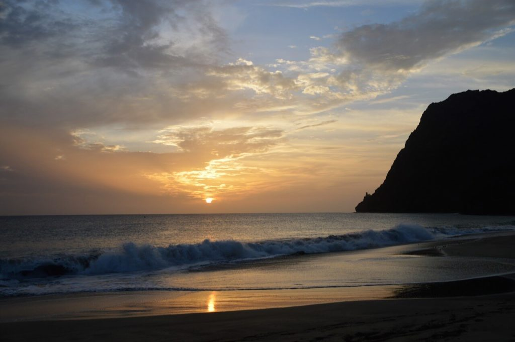Cape Verde Holidays Sunset