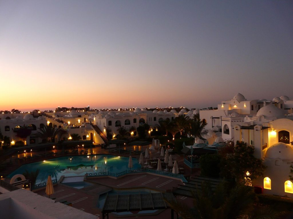 Egypt Holidays_ Hurghada Hotel Sunset