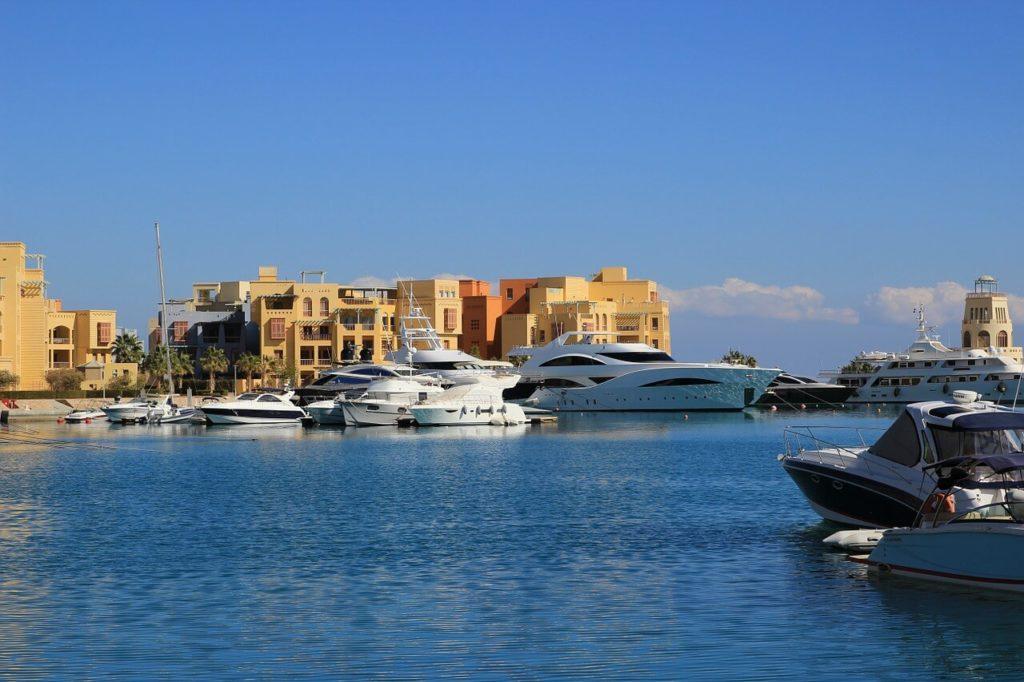 Egypt Holidays Eel Gouna Red Sea