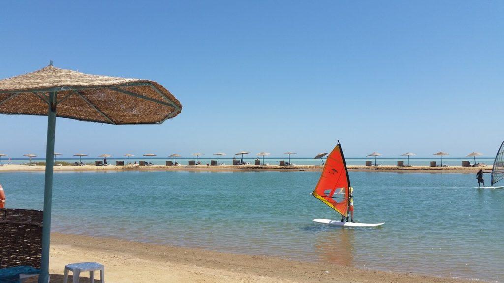 Egypt Holidays Activites Surfing