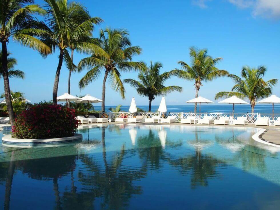 Mauritius Holidays Hotel Hotel Pool Beach